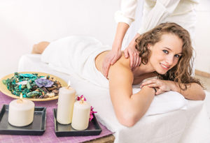 massage and spa places