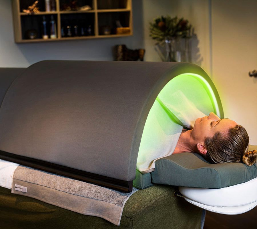 Complement Your Massage In Leesburg Va With Sunlighten Sauna