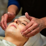 skin care facial massage